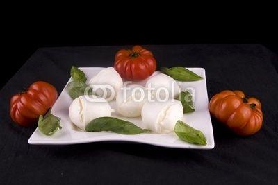 mozzarella di bufala © morgan capasso