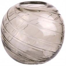 Iced Ball Vase - Brown - Small £24.99