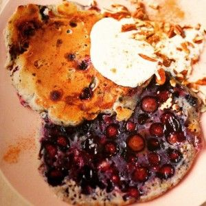 Smoothie Pancake From Jamie Olivers Everyday Superfood Recipe Book Healthy For Day