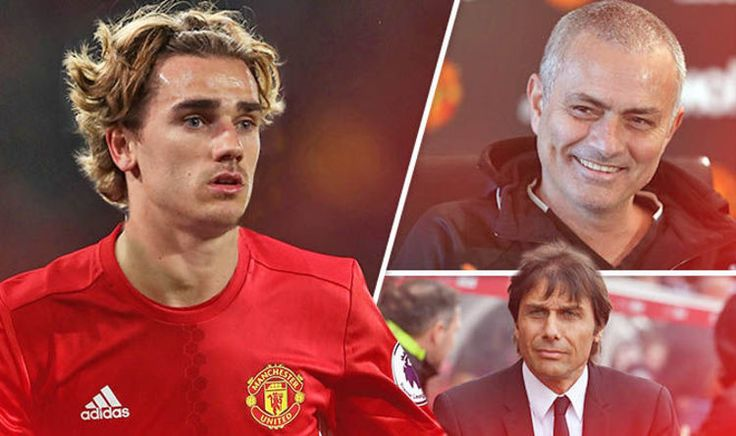 awesome Atletico Madrid star Antoine Griezmann will reject Chelsea to join Manchester United | Football | Sport