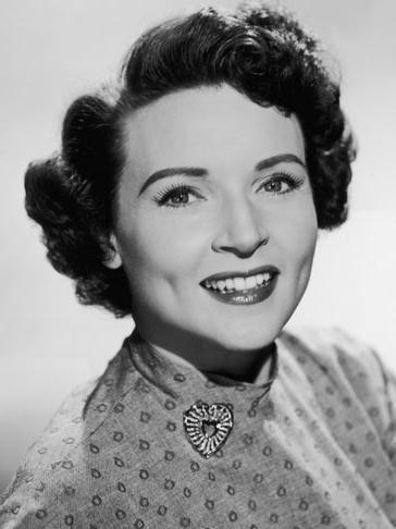 Vintage Betty White Betty White Honoring The Living