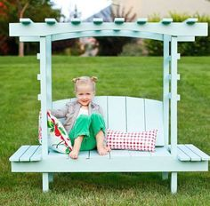 crooked kid picnic table - Google Search
