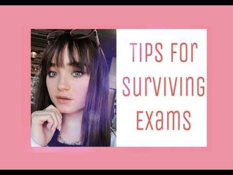 Tips For Studying//Surviving Exams//Katie Koo - YouTube
