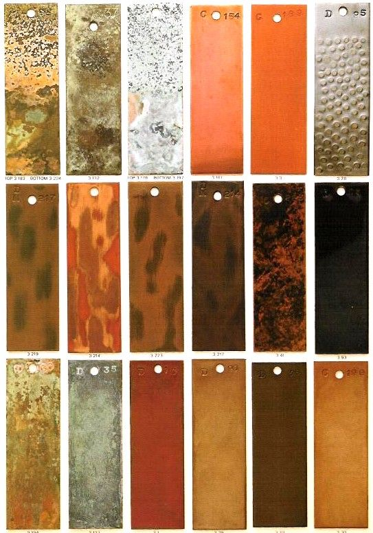 Copper 2 - Custom Metal Finishes and Patinas