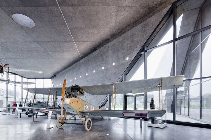 Gallery of Museum of Aviation and Aviation Exhibition Park / Pysall. Ruge Architekten + Bartlomiej Kisielewski - 4