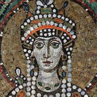 When the Nika riots broke out in the hippodrome of Constantinople in January 532, Theodora saved her husband Justinian's throne...