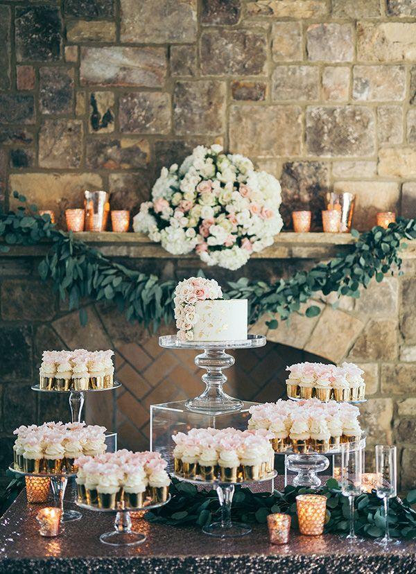 26 Inspiring Chic Wedding Food Dessert Table Display Ideas With