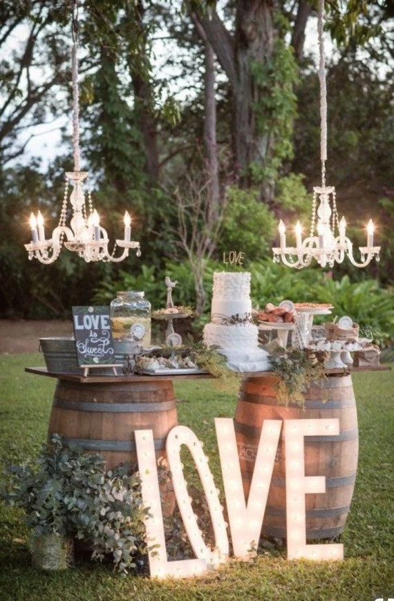 "Marquee Sign 4pc Personalized 24 ""LOVE PLAY Wood Lighted Marquee Sign Marquee Letters …… Wedding Photo Prop Pictures Party – Wedding"