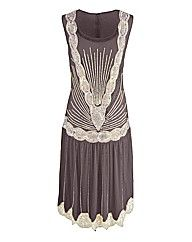 1920s Style Dresses UK- Day to Evening, Gatsby to Downton Abbey