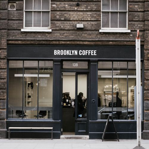 Brooklyn Coffee in Shoreditch
