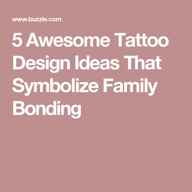 Best 25+ Symbolic family tattoos ideas on Pinterest ...