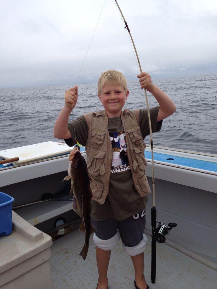 Caught a big one @Bob's Deep Sea Fishing in North Rustico PEI