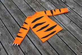 die besten 25 tiger schminken ideen auf pinterest. Black Bedroom Furniture Sets. Home Design Ideas