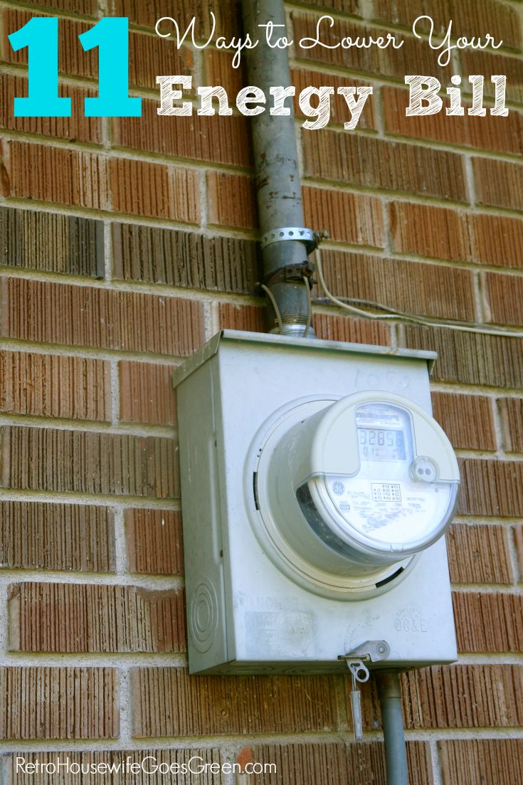 Easy tips for lowering your energy bill this summer.