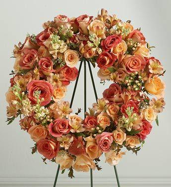love this wreath........
