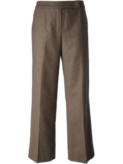 ESCADA VINTAGE wide leg trousers #widelegpants #covetme #escadavintage
