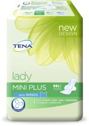 TENA LADY MINI PLUS CON ALI