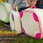 Beenden! (Sidekick Sew-Along Day # 11)