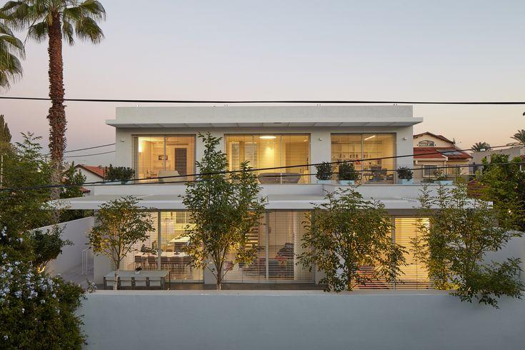 House in Ramat Gan,© Lior Avitan