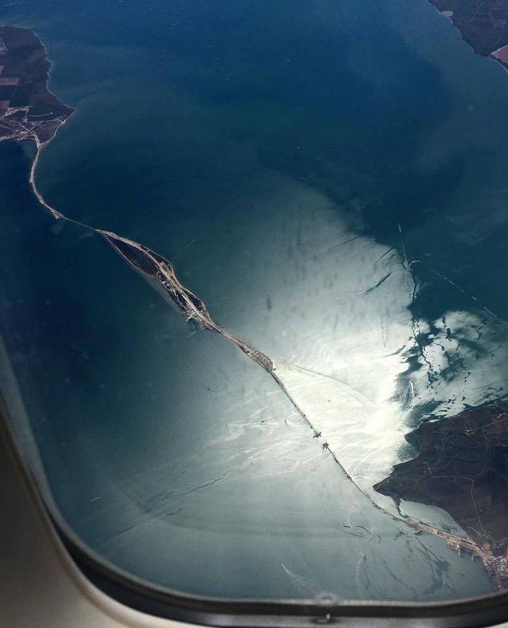 счастья добра фото крымского моста с воздуха поздравительную