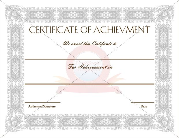 19 best images about achievement certificate on pinterest for Calligraphy certificate templates