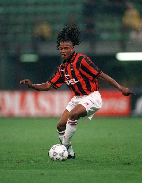Edgar Davids, AC Milan