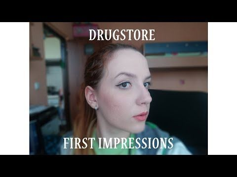 NEW DRUGSTORE FIRST IMPRESSIONS | demo + wear test | HOME