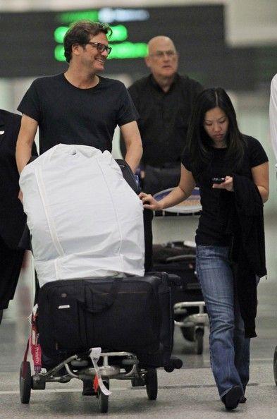 Colin Firth heads to Toronto International Film Festival
