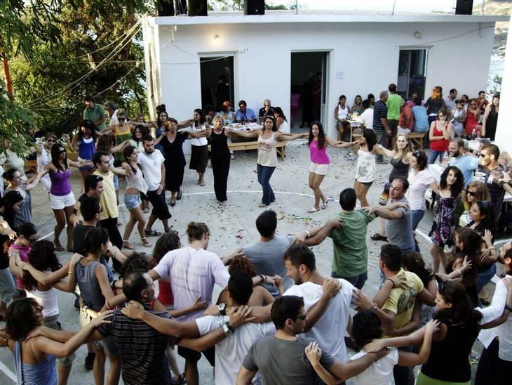 Gallery Stock - dancing in ikaria