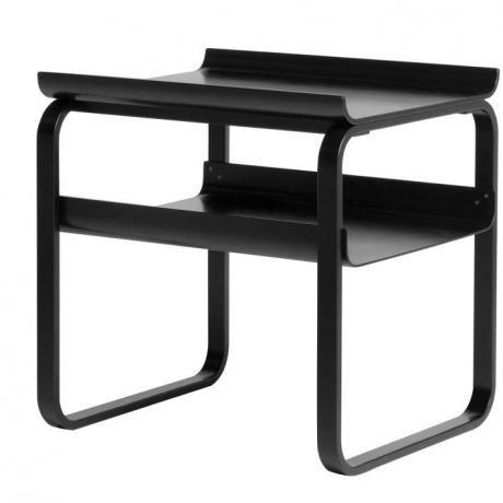 Artek Black 915 Side Table