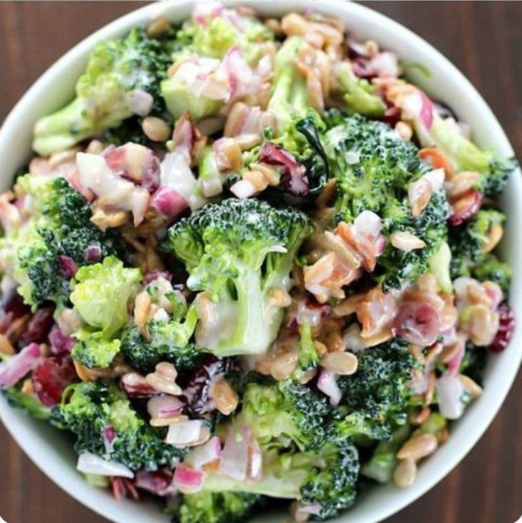 Broccoli Salad 'Sweet Tomatoes'