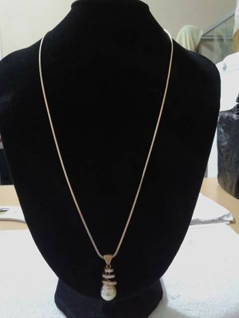 South sea pearl necklace $50.00