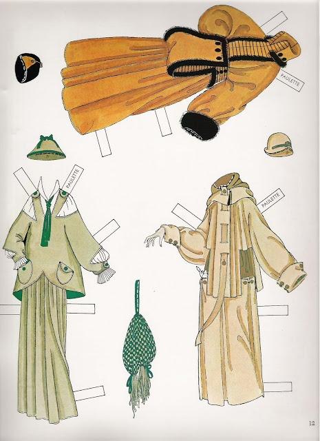 Erte Fashion dolls tierney - Bobe Green - Picasa Albums Web