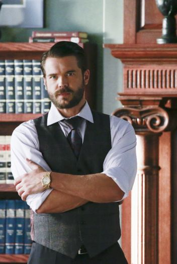 CHARLIE WEBER- what an attractive man!
