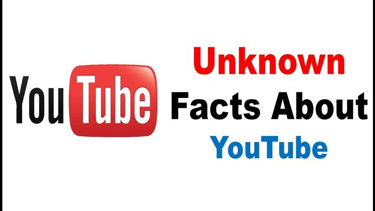 Unknown Facts About YouTube youtube was founded in the year 2005 by 3 former employees of paypal.(chad hurley, steve chen, and jawed karim.) Share : https://youtu.be/Lmfs8o2ZcCs