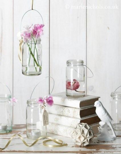 Inspiración: tarros de cristal   Cherries & Berries