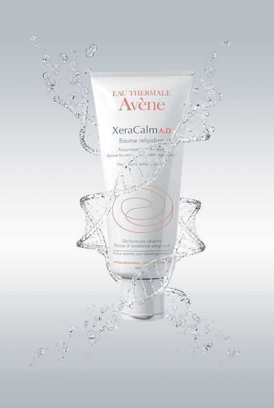Avene XeraCalmAD hilft bei Haut, die zu Neurodermitis neigt (Bild: Avene)