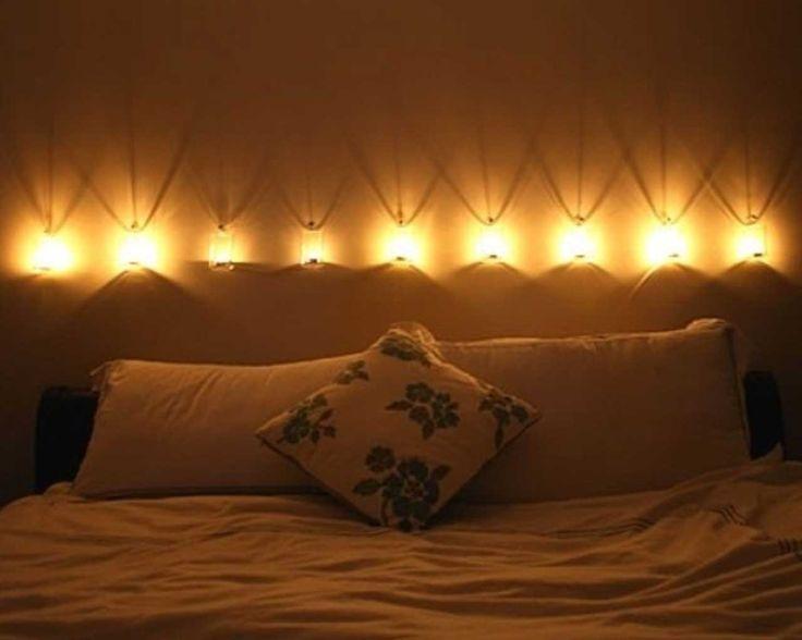 Best Romantic Bedroom Lighting Master Bedroom Pinterest