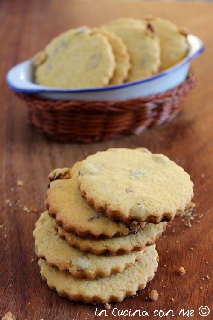 Biscotti di mais - Mais Cookies
