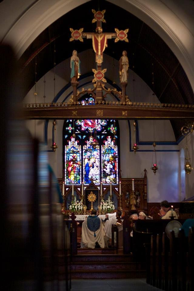 anglican catholic relationship with jesus