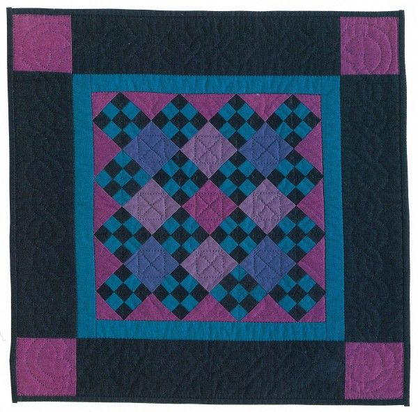 I have been looking for an Amish quilt pattern to make