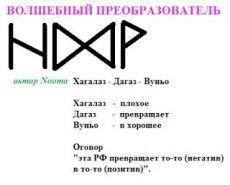 Став Волшебный преобразователь. Автор Nooma