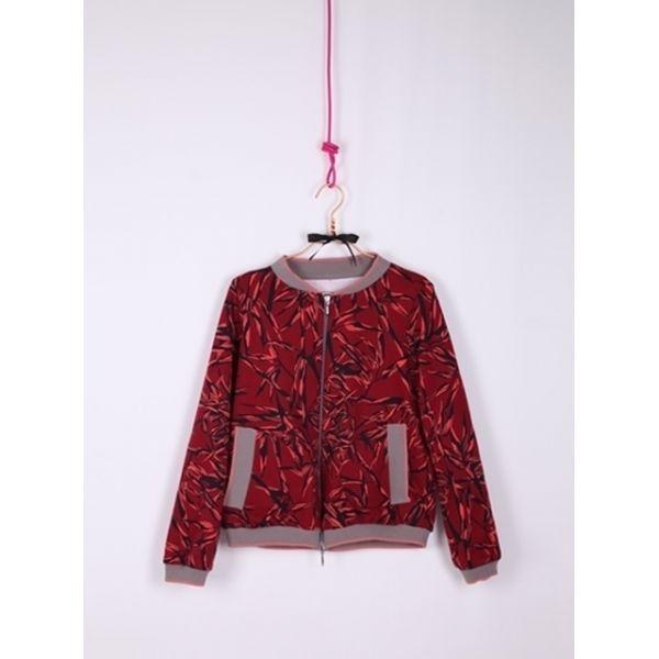Veste bombers Miami - couture femme - du 34 au 52 - Patrons de couture chez Makerist
