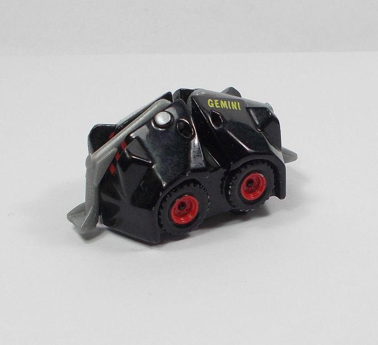 Robot Wars - Gemini - Minibots - Toy Figure - BBC 1998 Logistix