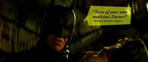 1000+ Batman Begins Quotes On Pinterest