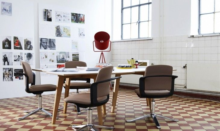 Office Workspace Beautiful Scandinavian Style Studio Office Interiors Design Scandinavian - pictures, photos, images