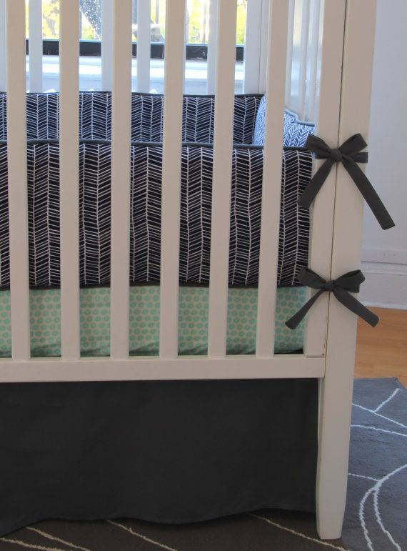 Build Your Own Crib Bedding