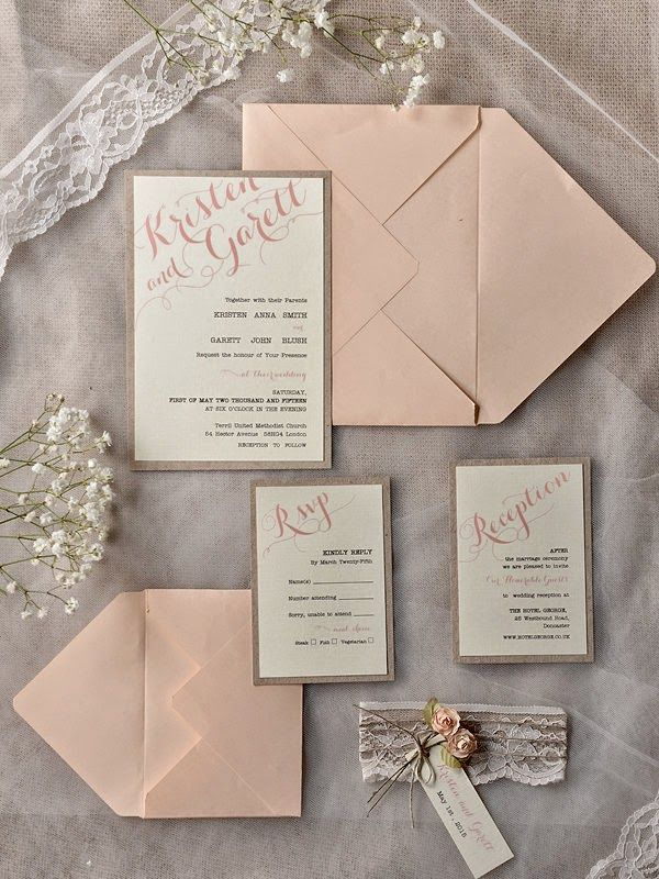 Looking for a wedding invitation for your