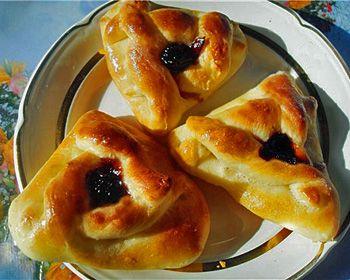УКРАШЕНИЕ БЛЮД-28. Разделка сдобных булочек - рецепты с пошаговыми фото
