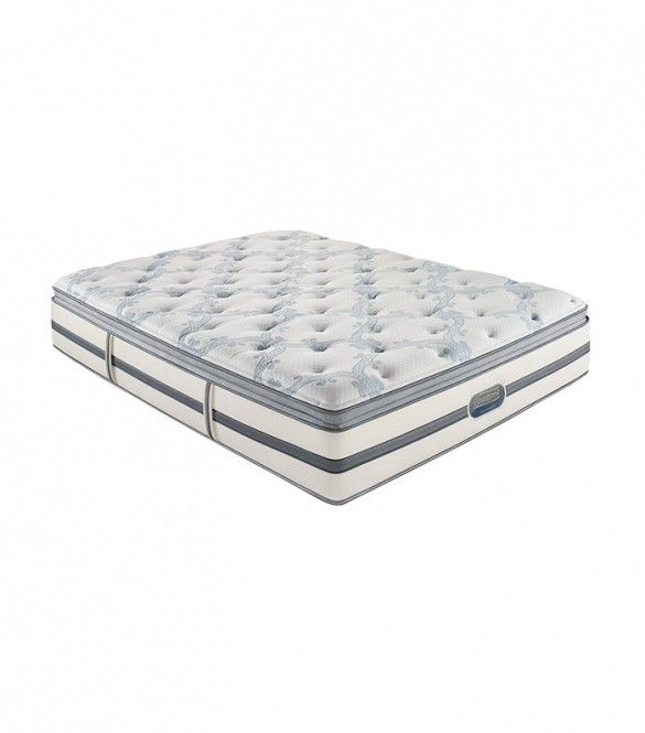 Simmons Beautyrest Recharge Plush Pillow Top. We can order this for you!